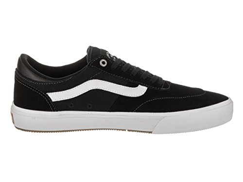 Black White Crockett White Black 2 Gilbert Pro' Vans x1wIzqz