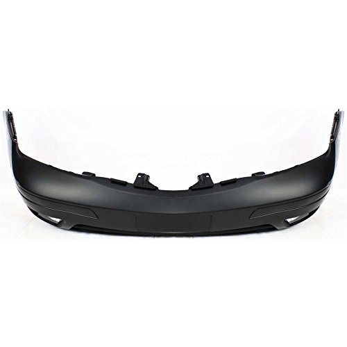 Front Bumper Cover For 2005-2007 Ford Focus w// fog lamp holes Primed CAPA