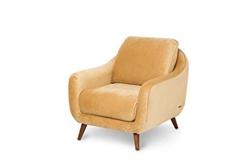 Michael Amini ST-BRUSL35-SUN-45 Brussels Chair, Capri (Capri Chair Arm)