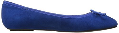 Flat Nine Batoka Blue Women's Suede West Ballet XwxU1w87