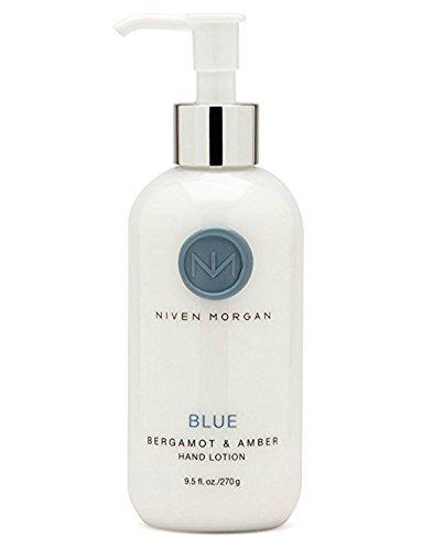 (Niven Morgan Blue Hand Lotion)