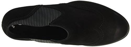 Gabor Shoes Basic, Botines para Mujer Negro (Schwarz 17)
