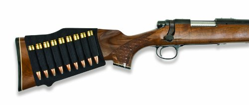 Mossy Oak Buttstock Cartridge Holder - Rifle (Best Scope For Winchester Model 70 270)