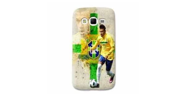 Case Carcasa Samsung Galaxy Core Prime Foot - - Neymar ...
