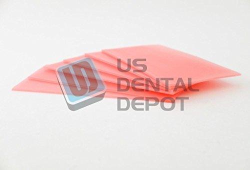 Best Qual Pink Base Plate- Wax 1lb - All season - [Cera Para Base Ros 112906 Us Dental Depot