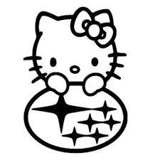 hello-kitty-subaru-premium-decal-5-white-svi-outback-forrester-impreza-race-fast-and-furious-paul-wa