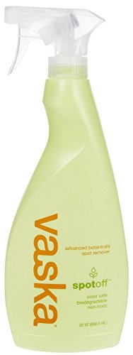 Vaska Spotoff, All-Natural Stain Remover, 22oz by vaska