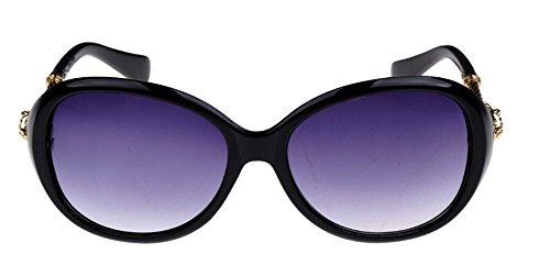 la de de Temperamento C de Las señoras Sol del Las Las Gafas Polarizaron Señoras Brillantes Skyeye Moda qHnwIpTOf