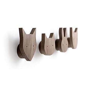 Cnmdgbwy Modern Creative Wandmappe Hängenden Holz