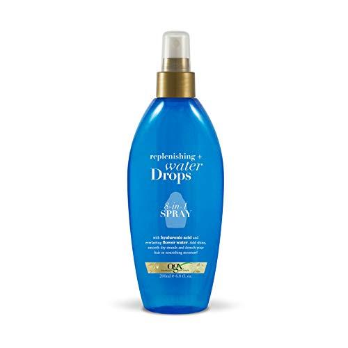OGX Replenishing + Water Drops 8-in-1 Spray, 6.8 Ounce ()