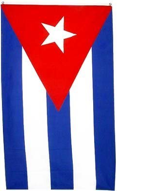 Cuba Flag 3 x 5 Brand NEW 3x5 ft Cuban National Banner