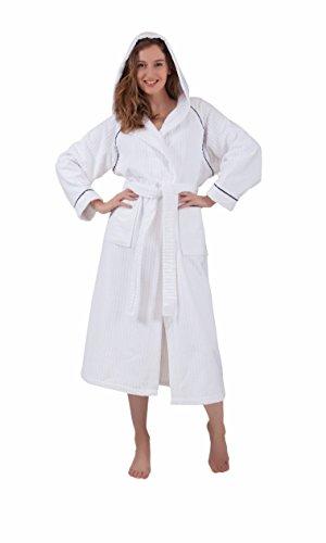 3937045c91 Bagno Milano Women s Turkish Terry Cloth Robe