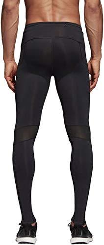 Black De Legging Homme Skinny Supernova Tight Noir black Sport Adidas pRqCZTx6w