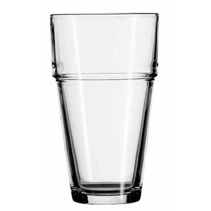 The Stackables Rim Tempered Cooler Glass, 16 Ounce  Category