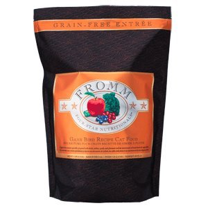 Fromm Grain Free Game Bird Recipe Dry Cat Food, My Pet Supplies