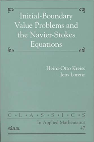 Initial-Boundary Problems and the Navier-Stokes Equation