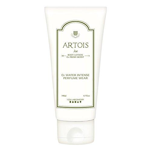 Korean Perfume Body Lotion Cream Moisturizer Firming Natural Light for Women with Dry Sensitive Skin | Artois JOE O2 Oxygen Fresh 1004LABORATOR | 4.7 fl.oz Light Woody & Citrus -  Amaranth cosmetics co., ltd., 1004LAB_12