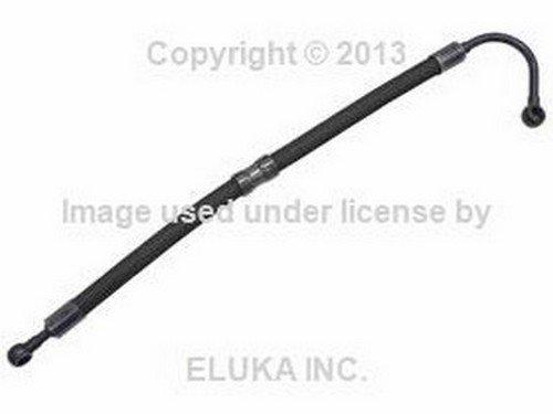 BMW Steering Hose - Power Steering Pump to Rack E30 32411137153 325e 325i (Rack E30)