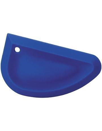 Lacor 67414 - Rasqueta silicona, color azul