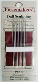 - Piecemakers Doll Sculpting Needles Darners Size 7