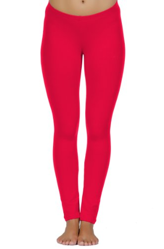In Touch Women's Cotton Spandex Leggings