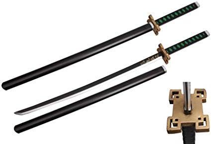 """Blazing S. 41"""" Fantasy Foam Samurai Sword Demon Tokio M. Slayer"""