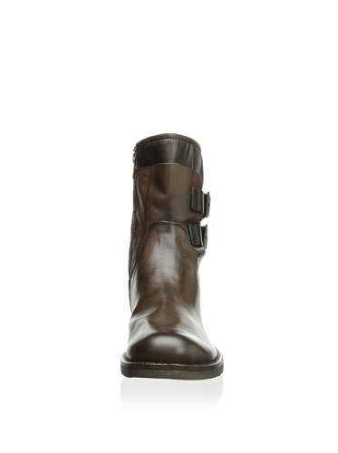 Bacco Bucci Mens Dunston Pull On Boots Tan