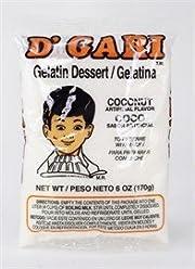 Dgari Coconut Gelatin ...