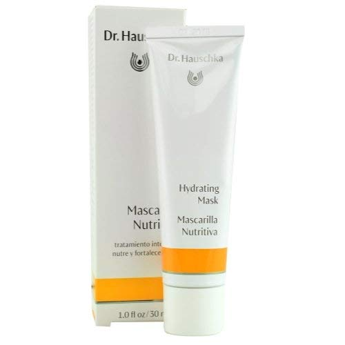 Dr. Hauschka Hydrating/moisturizing Mask, 1 Oz -Pack of 1 (Hauschka Moisturizing Dr Care Skin Mask)