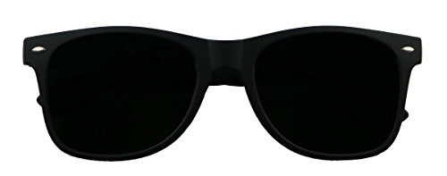 Super Dark Lens Sunglasses David Simchi Levi