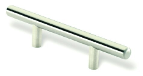 Fine Brushed Nickel European Railing - 1
