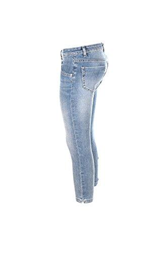 CAMOUFLAGE Jeans Donna 30 Denim Annie D05 Primavera Estate 2018 pvrKuwqj