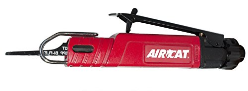 AIRCAT 6350 Low Vibration Compact Air Saw, Compact, Red