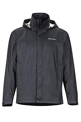 - Marmot Men's Precip Jacket, Black, 3X-Large
