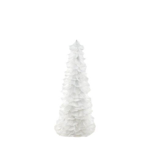 Natural Festive Feather Christmas Tree - 18
