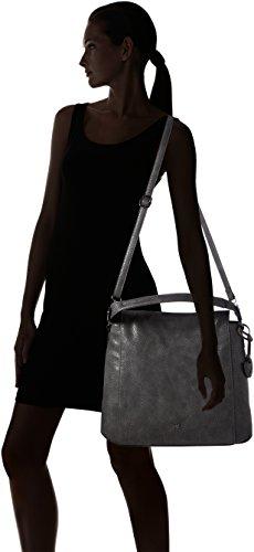 Sansibar Pouch - Shoppers y bolsos de hombro Mujer Gris (Dim Grey)
