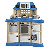 American Plastic Toy Homestyle Kitchen -  Colors May Vary
