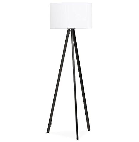 Kokoon Trivet lámpara de pie plástico 40 W E27 55 x 55 x 159 cm ...