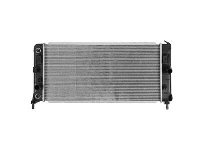 New Radiator For 2005-2011 Chevrolet Impala, Buick Lacrosse 5.3 Liter V8 3.9 Liter V6 With Police Package Plastic And Aluminum GM3010485