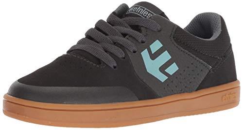 Etnies Unisex Marana Skate Shoe, Grey/Gum, 3C Medium US Big Kid