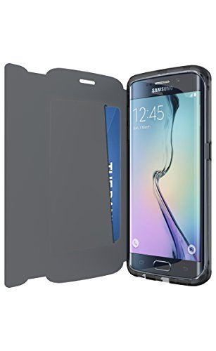 Tech21 Evo Frame Wallet for Samsung Galaxy S6 Edge - Black