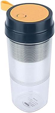 Liquidificador portátil, 400 ml USB recarregável IP65 à prova d'água para shakes e smoothies, controle int
