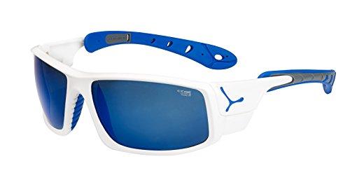 Mineral Gafas Flash Flash Blue 8000 White Large 4000 Shiny Blue Ice Color Cébé Cébé 4000 Grey White Shiny Grey de Sol Hombre Blue Blue Mineral tamaño wfOt6Sqx