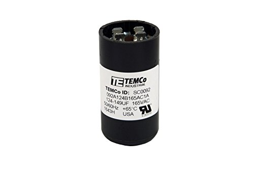 TEMCo Motor Start Capacitor SC0092