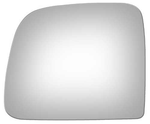 1993-2005 FORD TRUCK RANGER Manual, Flat, Driver Side Replacement Mirror ()