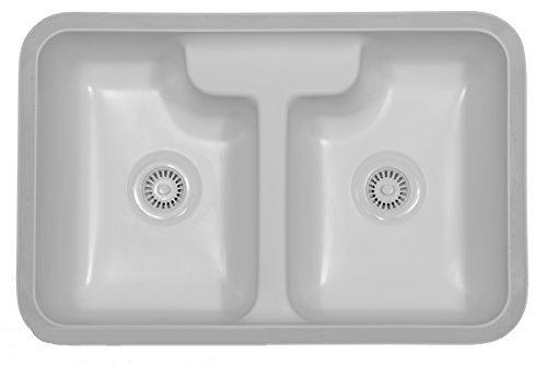 Karran Undermount Acrylic Sinks : Hampton by Karran USA by Karran USA