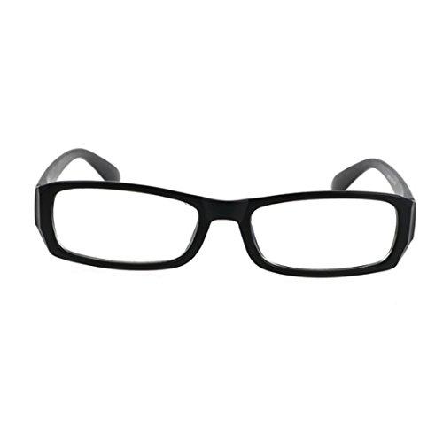 lunettes de résine MUCHAO Sable À Noir la la Femme Verres Vintage Lentille cadre cadre métallique Plein mâle mode Rectangle de myopie Des de pour qqTa6fCw
