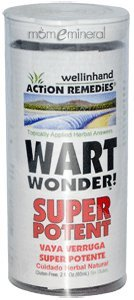 Well-in-Hand Herbals Wart Wonder Super Potent - 2 Oz by Well-In-Hand