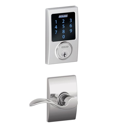 Z Wave Schlage Touchscreen Z Wave Deadbolt Lock