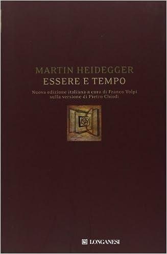 """ANALISI DELL'ESISTENZA IN """"ESSERE E TEMPO""""  articolo di Rossella Cerniglia    Martin Heidegger può considerarsi, con Ja"""